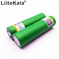 Liitokala 18650 3000mAh 30A batteria torcia us18650 vtc6 potenza della batteria al litio 100%