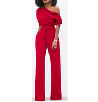 Rompers Womens Jumpsuit Clubwear Off Shoulder Playsuit Bodys...
