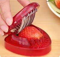 الفراولة القطاعة الفاكهة أدوات الخضروات نحت كعكة الديكور القاطع تقطيع أدوات الطبخ المطبخ الملحقات الملحقات c556
