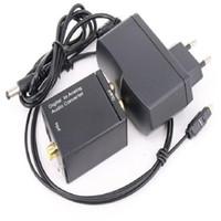 Convertidor digital a analógico de audio Convertidor digital a fibra coaxial Cable USB 3.5 m Adaptador digital a analógico de cable de fibra digital