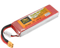 Spina ZOP Power 11.1V 5000mAh 3S 60C Lipo Battery XT60