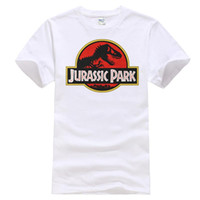 Jurassic Park World T Shirt Retro Vintage 90' s Logo Mov...