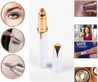 Quality Eyebrow Trimmer No Flaw Brows Electric Hair Remover ...