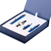 Authentic Magic 3 in 1 vape penna kit di avviamento con atomizzatore Mt3 serbatoio vetro globle cera vaporizzatore di cera vaporizzatore di evod batteria a secco vaporizzatore di erbe