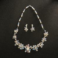 New product chain wedding brides headwear Wedding Necklace Jewelry stud wedding accessories