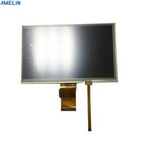 Tela do CI do motorista da exposição RGB-24BIT EK9716 do módulo de 7 polegadas 800 * 480 TFT LCD com a tela de toque resistive