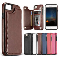 PU Leather Back Cover Wallet Case For New iPhone XS Max XR S...