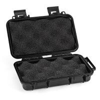 EDCGEAR Caja de almacenamiento hermética al aire libre a prueba de golpes a prueba de golpes Contenedor de almacenamiento Carry Box una gran herramienta para almacenar, transportar o proteger