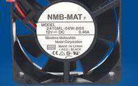 Venta al por mayor (NMB 2410ML-04W-B69 / B60) (NMB BL4447-04W-B49 11028 12V 2A 11CM) (NMB FBA11J12H-A 2 hilos 12V 0.21A BL24A79-A) ventilador de refrigeración