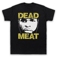 CLUBBER LANG ROCKY 3 DEAD MEAT UNOFFICIAL T- SHIRT MENS LADIE...