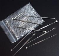 DHL ego evod cera atomizador cig aço inoxidável ferramenta dab titânio de cera ferramenta dabber earpick erva seca vaporizador caneta dabber ferramenta
