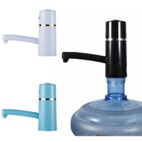 Electric Water Bottle Pump Dispenser with Power Plug Drinkin...
