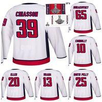 New Arrival. 2018 Stanley Cup Final Champion Washington Capitals Chiasson  Burakovsky ... e0912782f
