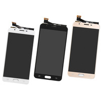 Testato IPS TFT LCD per SAMSUNG Galaxy J7 Prime Display G610 G610F Touch Screen Digitizer Display sostitutivo J7 Prime