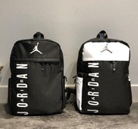 2018 men and women with the same paragraph flying backpack s...