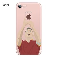 2018 Football star new iphoneX mobile phone shell painting c...