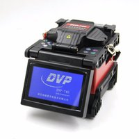 DVP- 740 FTTH Optical Fiber Fusion splicer Kit with Fiber Cle...