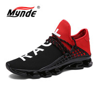 Mynde Big Size 36- 47 Men Women Running Shoes Outdoor Breatha...