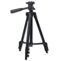 DSLR appareil photo trépied support photographie photo vidéo appareil photo en aluminium trépied support pour téléphone / avec sac