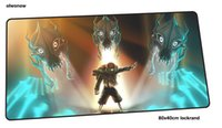 undertale mouse pad 80x40cm Cartoon mousepads best gaming mo...