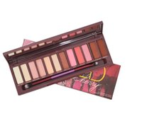 New Urbans NK Cherry 12 Colors Eyeshadow Palette Colorful