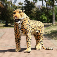 Dorimytrader Huge Prestige Simulation Animal Leopard Plush T...