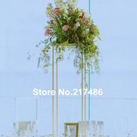 psychische Säule der hohen Qualität des heißen Verkaufs elegante Hochzeitstagegang für Hochzeitsdekoration