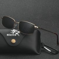 MINCL / جودة عالية الأسود للجنسين رؤية الرعاية دبوس ثقب النظارات الثقب نظارات العين ممارسة البصر تحسين البلاستيك LXL