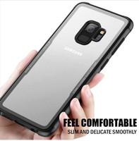 Закаленное стекло Чехол для телефона для iPhone 6 6S 7 8 Plus iPX Samsung Galaxy S9 Plus Чехол Защитная крышка для телефона Samsung S9 Plus Чехол для телефона