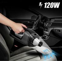 120 W Mini Araba Süpürge Araba Temizleyici El Taşınabilir 12 V Güçlü Oto Temizleme Araçları Oto Araba Süpürge