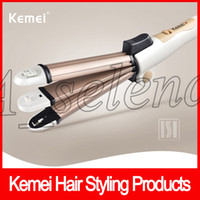 hot Kemei hair styling products Mini Carrying Foldable Hair ...