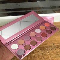 14 couleurs Shimmer Matte Eyeshadow Maquillage Laura Lee Los Angeles NUDIE Patootie Palette Ombre à paupières Kits visage cosmétiques Set de maquillage