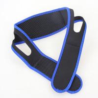 Cuidados de Saúde Hot Anti Ronco Cessação Chin Strap Care Sleep Stop Ronco Cinto Chin Jaw Supporter Apnea Belt
