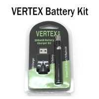 Vertex LO VV Battery Charger Kit 350mah Preheat Battery E Ci...