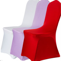 Wedding Party Chair Cover Restaurant Hotel Chair Cover Home ...