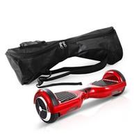 Tragbare Größe Oxford Cloth Hoverboard-Tasche Sport-Handtaschen für Selbst Balancing Auto 6.5 Zoll Elektro-Scooter Tragetasche freien Schiffs
