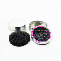 Color Cleaner Sponge Makeup Brush Cleaner Box Tool Cosmetic ...