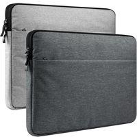 Laptop-Hülse Chromebook Tragetasche Abdeckung 11.6-16 13 Zoll für Apple Macbook Air Pro M1 Dell Oberfläche Samsung HP Acer Asus Lenovo Zubehör Schutztasche Leinwand
