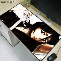 Mairuige Anime Bleach Large Gaming Mouse Pad Lockedge Mouse ...