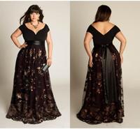2019 Tallas grandes de lujo Couture Prom vestido de manga corta palabra de longitud sexy espalda abierta lentejuelas Applique Sash vestidos de fiesta para mujeres 496
