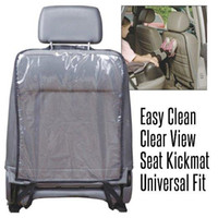 Nouvelle voiture Auto Seat Back Protector Couvrir Backseat Pour Les Enfants Babies Kick Mat Protège de Mud Dirt Car style