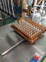 원래 자동 오일 필 기계 CO2 오일 두꺼운 오일 Vape 카트리지 필링 기계 모든 종류의 기화기에 적합 한 분무기 일회용 Vape 펜