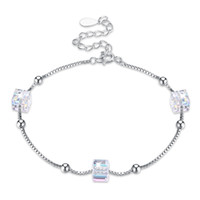 hot sale the magic square Sugar personality silver bracelet ...