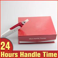 Mais recente Dr. Pen Microneedle Derma Pen Para Salon Uso Profissional Dermapen 6 velocidades para rejuvenescimento da pele