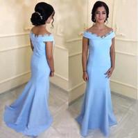 Элегантная длинная русалка мать невесты платья для женщин с плеча кружева кромки свадьба гостевая платье арабская вечеринка вечерние платья