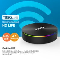 Android 8. 1 TV BOX T95Q S905X2 Quad Core 4gb 32gb 2. 4g 5. 8g ...