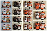 Philadelphia Flyers Jerseys Ice Hockey 53 Shayne Gostisbeher...