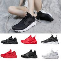 Nike Air Huarache 4.0 Running shoes Novità Huarache 1.0 2.0 Scarpe da corsa per donna Uomo Fashion Huaraches bianco Rosso nero blu Trainer Athletic Sport sneaker Eur 36-45