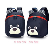 Anti- lost Kids Baby Bag Cute Animal Dog Children Backpacks K...