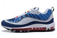 En gros Haute Qualité Vente Chaude Hommes de Course de Sport Chaussures Sneakers Baskets Chaussures taille 7-11,9 Couleurs